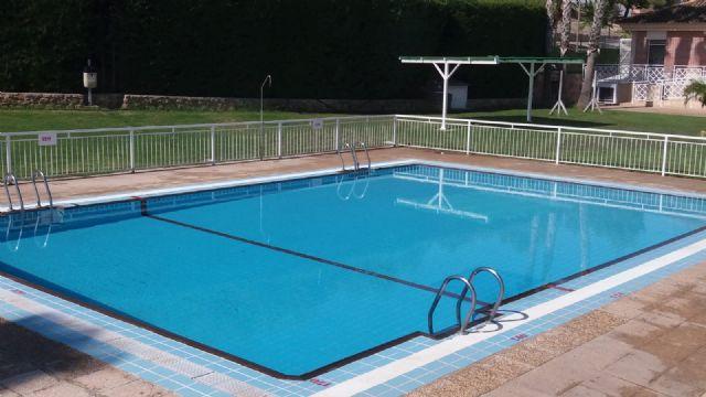 La piscina municipal despide el verano con un fin de semana de fiesta - 3, Foto 3