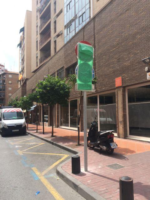 Las calles Riquelme, San Benito, de la Magdalena, Vinader y Conde de Roche cambian mañana el sentido de circulación - 1, Foto 1