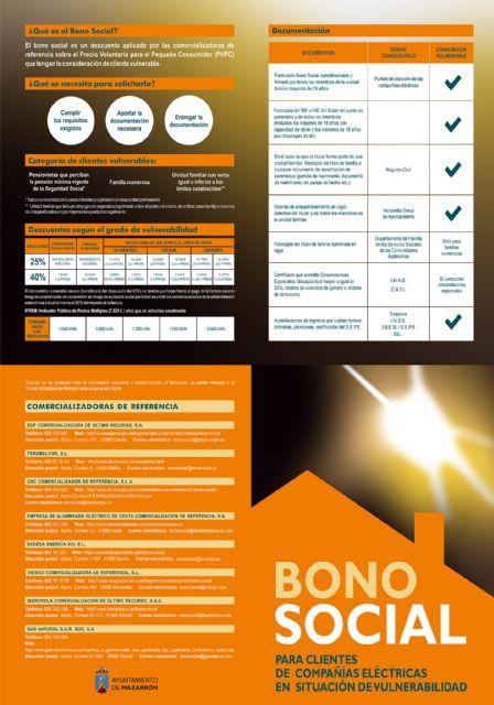 Consumo recuerda cómo solicitar el bono social que aplican las compañías energéticas, Foto 1