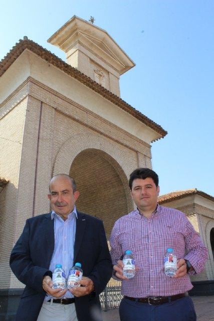 Aquadeus promociona por quinto año consecutivo la Feria de Albacete en las etiquetas de dos millones de botellas de agua, Foto 2