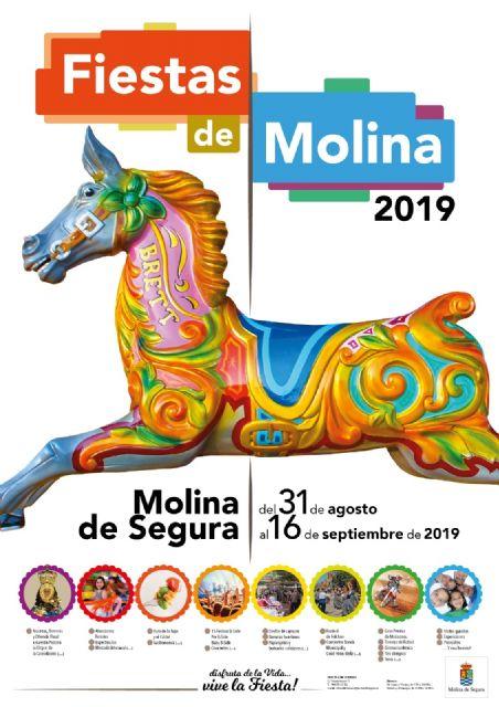 Las Fiestas de Molina de Segura 2019 comienzan el sábado 31 de agosto con la subida de la Patrona, la Virgen de la Consolación - 2, Foto 2