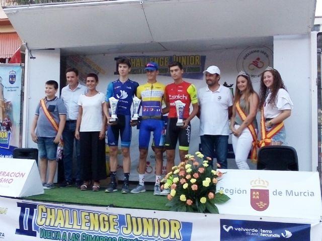 Éxito de participación en la II Challenge Junior Vueltas a las Comarcas de la Región de Murcia - 1, Foto 1