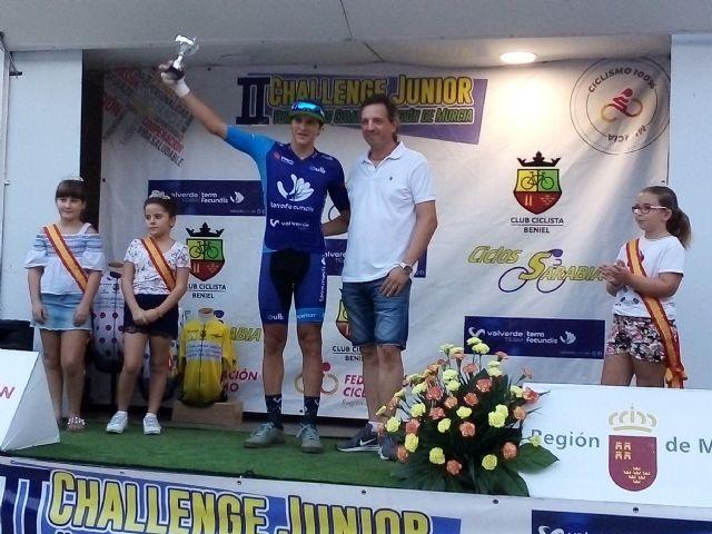 Éxito de participación en la II Challenge Junior Vueltas a las Comarcas de la Región de Murcia - 2, Foto 2
