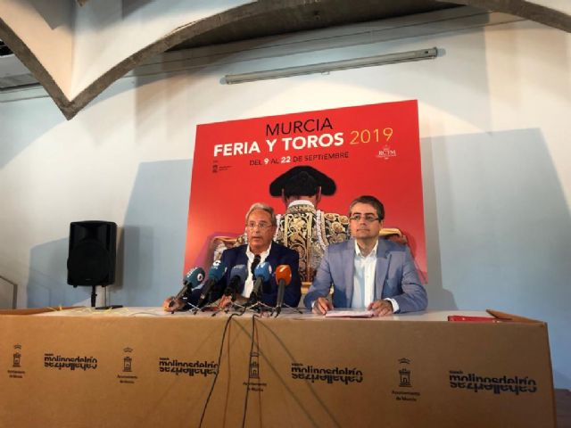 La feria taurina 2019 traerá a personalidades del toreo como Ortega Cano y Pepín Liria - 3, Foto 3