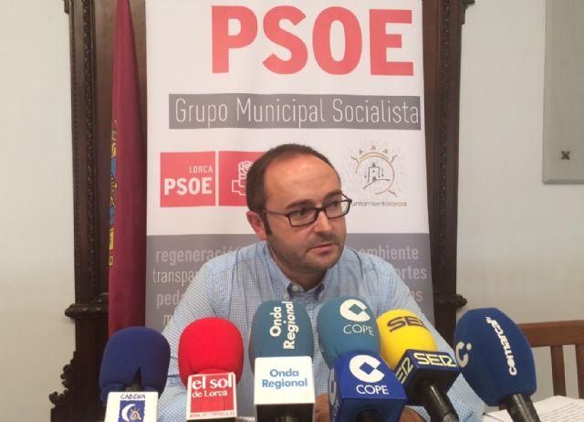 Una nueva adjudicación a dedo del PP impedirá que empresas de Lorca puedan optar a unas obras de medio millón de euros - 1, Foto 1