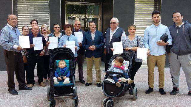 Los vecinos de Lorca pueden solicitar a partir de mañana las nuevas ayudas para la reconstrucción de 136 viviendas de la ciudad - 1, Foto 1