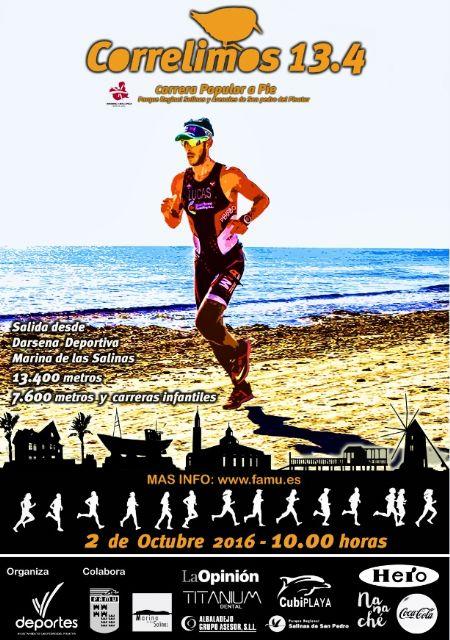 Más de 580 corredores de todas las edades participan en la cuarta edición de la Correlimos 13.4 - 1, Foto 1