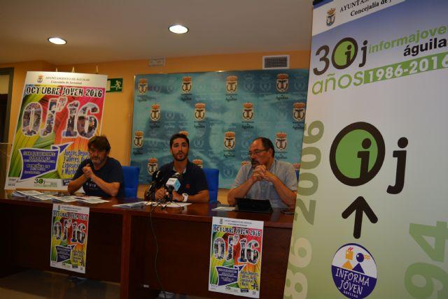 La edición de este año contará como novedades con una feria tecnológica y con la celebración del XXX Aniversario del Informa Joven - 2, Foto 2