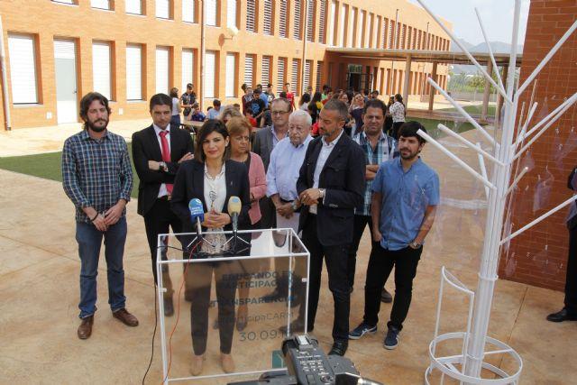 El Gobierno de Santomera subraya los avances en transparencia en el Día Internacional del Derecho a Saber - 1, Foto 1
