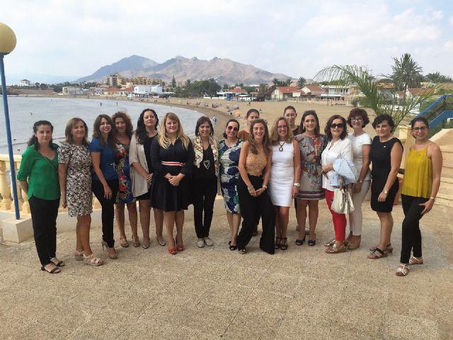 Mazarrón se adhiere al manifiesto por la igualdad de oportunidades entre mujeres y hombres de la OMEP - 1, Foto 1