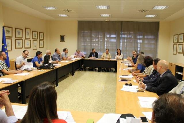 El Consejo Asesor del Medio Ambiente aborda acciones en el Mar Menor y los decretos sobre el plan de residuos y el garbancillo de Tallante - 1, Foto 1