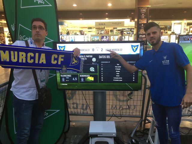 El equipo de eSports de la UCAM toma el centro de Murcia con un torneo de FIFA 17 - 2, Foto 2