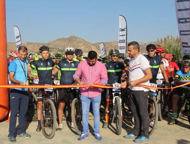 Más de 140 ciclistas participan en el Campeonato Nacional de BTT de Policía Local - 1, Foto 1
