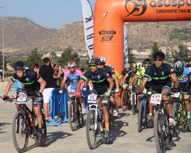 Más de 140 ciclistas participan en el Campeonato Nacional de BTT de Policía Local - 2, Foto 2