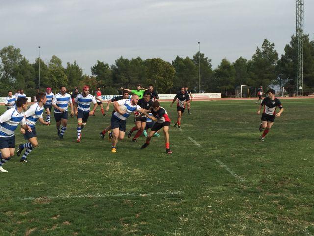 Los 2 equipos de Rugby Lorca se llevan los lebrillos del Torneo de Rugby de los Juegos Deportivos del Guadalentín - 1, Foto 1