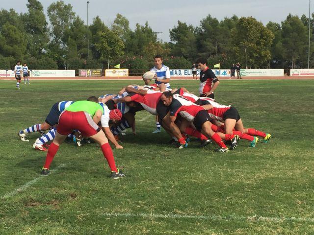 Los 2 equipos de Rugby Lorca se llevan los lebrillos del Torneo de Rugby de los Juegos Deportivos del Guadalentín - 2, Foto 2