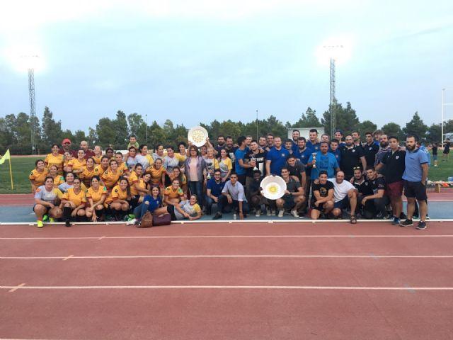 Los 2 equipos de Rugby Lorca se llevan los lebrillos del Torneo de Rugby de los Juegos Deportivos del Guadalentín - 3, Foto 3
