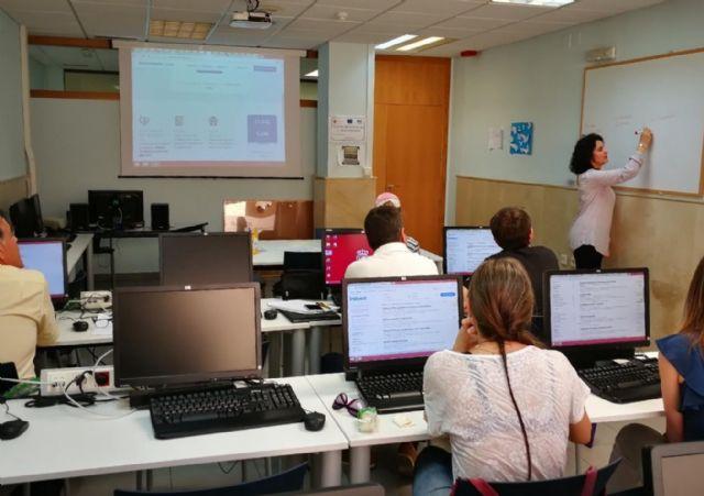 La Comunidad oferta en octubre 207 cursos gratuitos para más de 2.000 desempleados y ocupados - 1, Foto 1