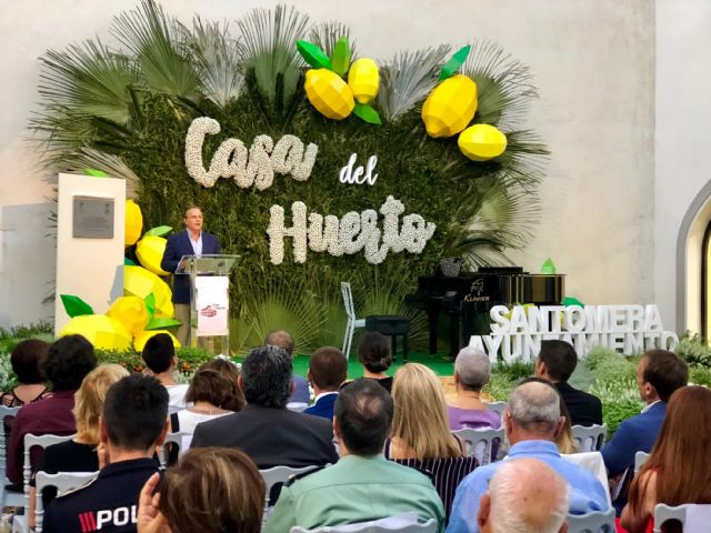 Inaugurada la Casa del Huerto de Santomera - 1, Foto 1