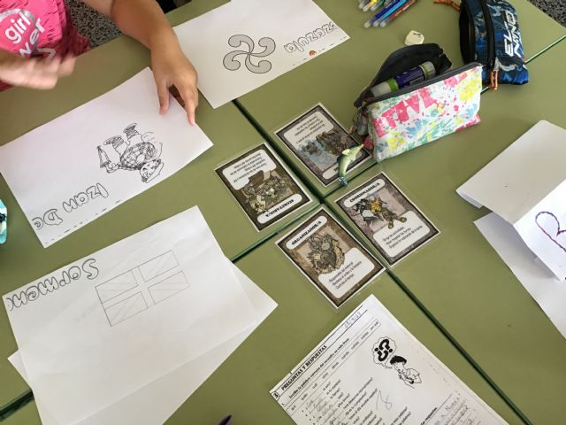 Los centros educativos de la Región celebran el Día Europeo de las Lenguas - 1, Foto 1