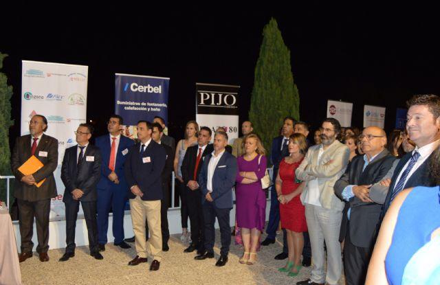 ASECOM premia a la ENAE, al Balneario de Archena, a Postres Reina, Talleres Macario, Hotel Villasegura y Carrión Ingeniería - 1, Foto 1