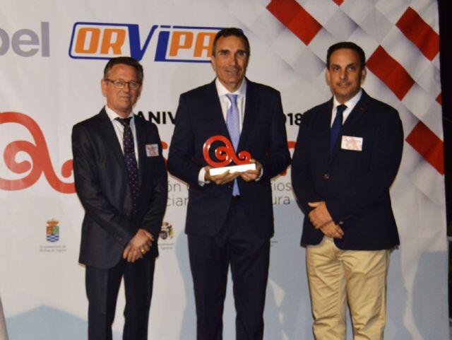ASECOM premia a la ENAE, al Balneario de Archena, a Postres Reina, Talleres Macario, Hotel Villasegura y Carrión Ingeniería - 4, Foto 4