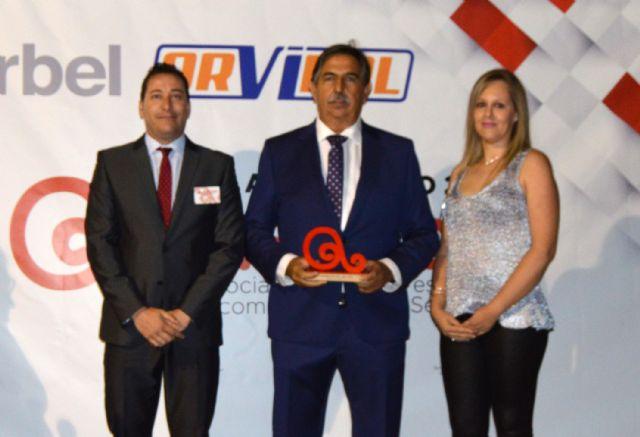 ASECOM premia a la ENAE, al Balneario de Archena, a Postres Reina, Talleres Macario, Hotel Villasegura y Carrión Ingeniería - 5, Foto 5