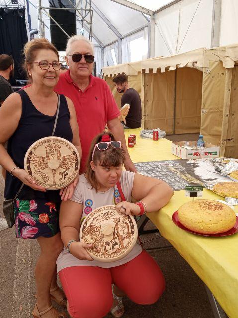 Gran éxito de público en el X Encuentro Motero Custom Lumbreras con el Festival Tortilla Rock - 2, Foto 2