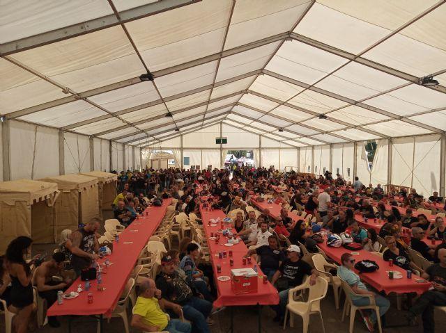 Gran éxito de público en el X Encuentro Motero Custom Lumbreras con el Festival Tortilla Rock - 4, Foto 4