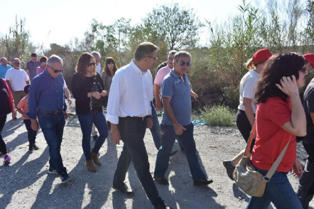 Diego Conesa destaca las actuaciones realizadas por el Gobierno de España en las ramblas para evitar tragedias como lade San Wenceslao en 2012 - 2, Foto 2