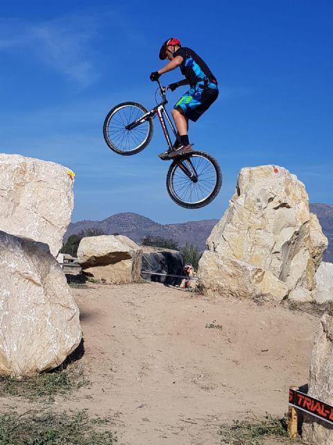 Lorca acoge la última prueba del Circuito Regional de trial - 1, Foto 1