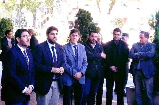 PSOE: Exigimos al PP, y su muleta C's, que expliquen en qué van a gastar el dinero de la UCI de Caravaca aprobado en el presupuesto de este año. - 1, Foto 1
