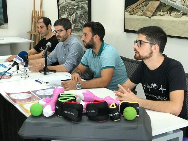 El Ayuntamiento participa con la Facultad de Ciencias del Deporte en un programa de ejercicio físico para combatir la fragilidad en personas mayores - 2, Foto 2