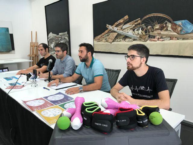 El Ayuntamiento participa con la Facultad de Ciencias del Deporte en un programa de ejercicio físico para combatir la fragilidad en personas mayores - 3, Foto 3
