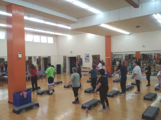 Un total de 115 pacientes con factores de riesgo cardiovascular retoman mañana el programa de ejercicio físico terapéutico