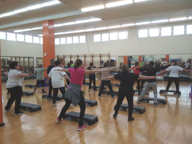 """A total of 115 patients with cardiovascular risk factors resume tomorrow the therapeutic physical exercise program """"Totana Activa"""", Foto 2"""