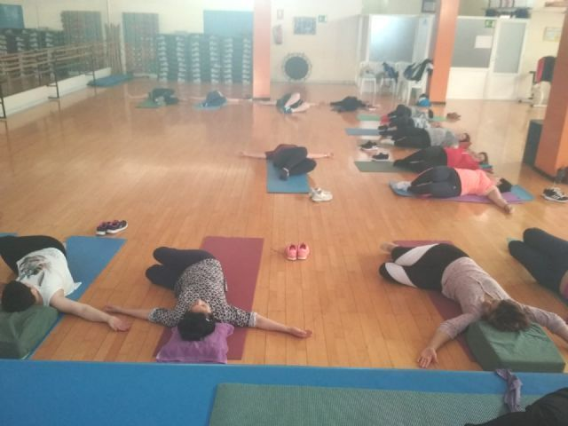 """A total of 115 patients with cardiovascular risk factors resume tomorrow the therapeutic physical exercise program """"Totana Activa"""", Foto 3"""