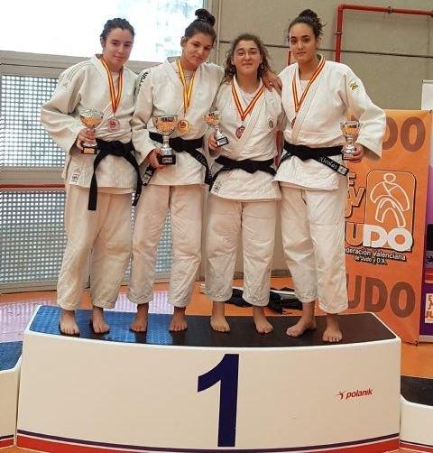 Judo: Ainhoa Nicolas Bronce en la Super Copa de España Junio - 1, Foto 1