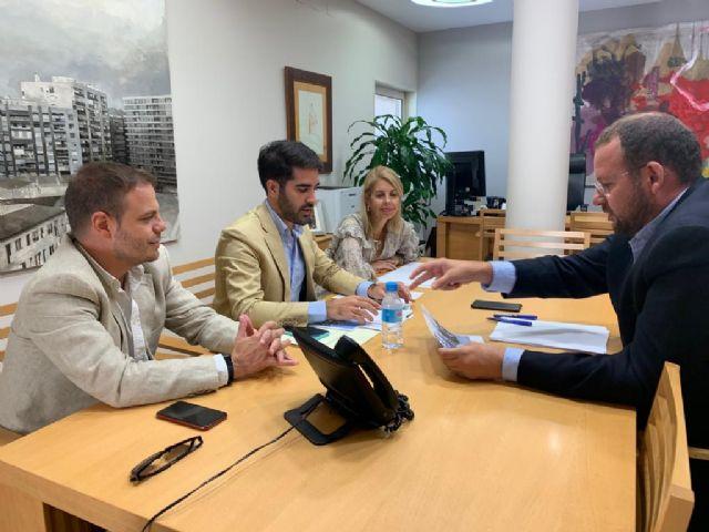 El barrio de San Antolín remodelará la Plaza del Pilar y mejorará sus espacios con nuevo arbolado - 1, Foto 1