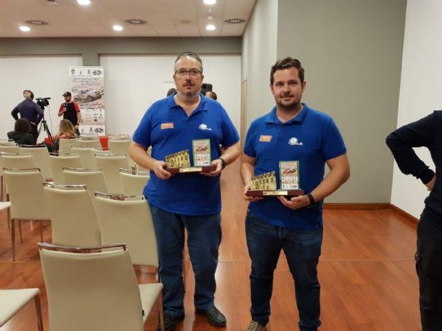 Miguel Ángel López y Fermín López campeones de regularidad en el Rally TT de Guadalajara - 1, Foto 1