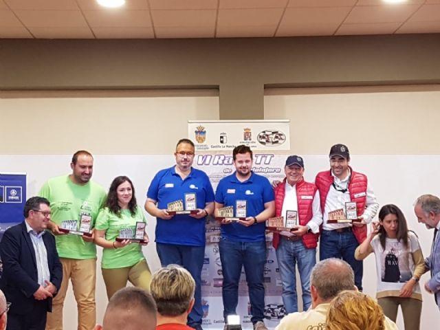 Miguel Ángel López y Fermín López campeones de regularidad en el Rally TT de Guadalajara - 2, Foto 2