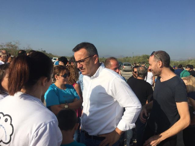 El PSOE de Puerto Lumbreras destaca el compromiso del Gobierno de España y del PSRM para dar una solución a los afectados por las inundaciones de 2012 - 1, Foto 1