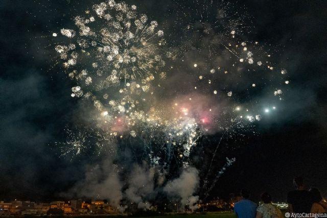 El apagado del Fuego Sagrado pone fin a diez días de celebraciones de Carthagineses y Romanos - 1, Foto 1