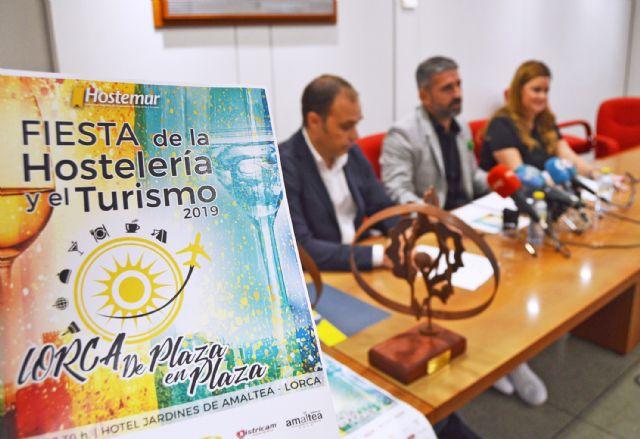 Lorca, de plaza en plaza, lema de la Fiesta de la Hostelería y el Turismo 2019 de Hostemur - 3, Foto 3
