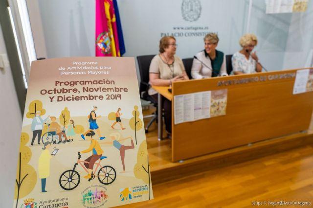 Cartagena homenajeará a su mayores centenarios en el Día Internacional de las Personas Mayores - 1, Foto 1