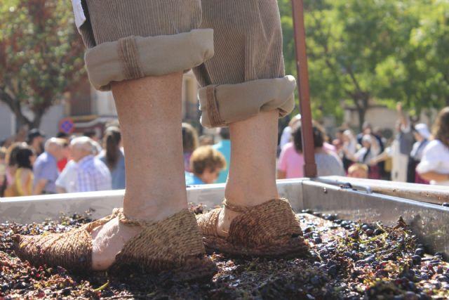 El 'Día de la Vendimia' nos trae la pisada de la uva y la bendición del primer mosto - 1, Foto 1