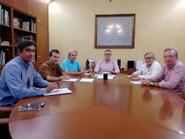 La CHS analiza la DANA de septiembre con expertos de las universidades politécnicas de Valencia y Cartagena - 1, Foto 1