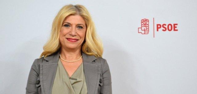 Gloria Alarcón: El Gobierno regional no puede anunciar bajadas de impuestos mientras la Región de Murcia está cada día más endeudada - 1, Foto 1