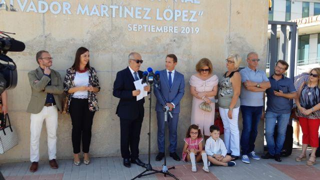 El Centro de Educación Vial recibe el nombre de Salvador Martínez López - 3, Foto 3