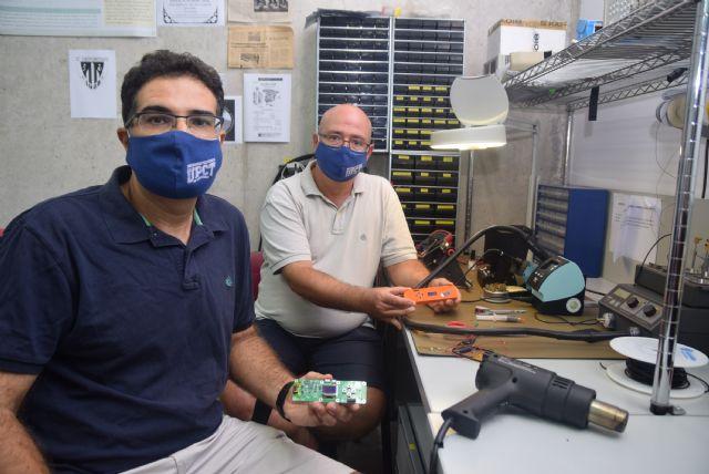 Desarrollan un dispositivo portátil de bajo coste para detectar y medir la carga viral de COVID-19 en minutos - 1, Foto 1
